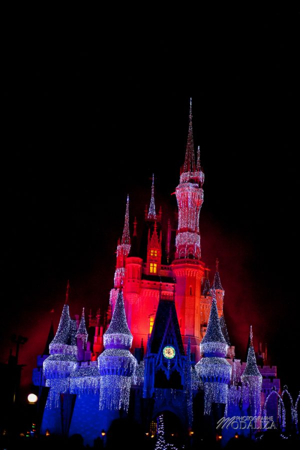 disney orlando disneylworld magic kingdom castle cinderella by night chateau cendrillon modaliza blog-48-61