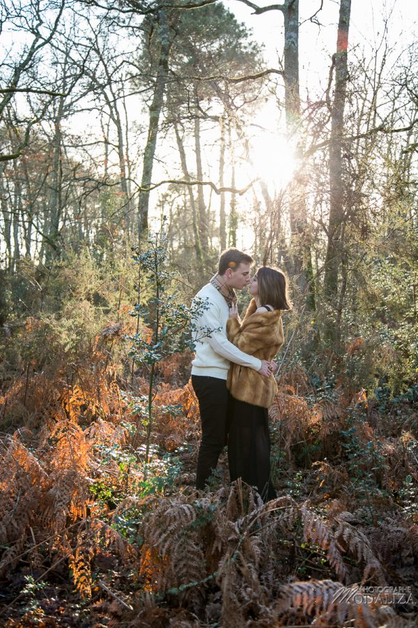 photo shoot couple hiver gold winter lovers sunset foret automne love session by modaliza photographe-8292