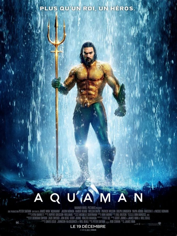 aquaman avis critique film blog modaliza