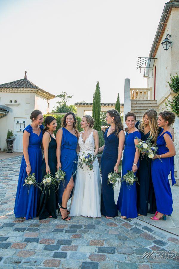 mariage bleu blue wedding franco americain domaine de larchey bordeaux by modaliza photographe-9798