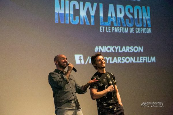 avant premiere nicky larson cinema cgr bordeaux photo philippe lacheau by modaliza photographe-8171