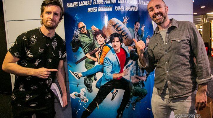 Cinema: Nicky Larson avec Philippe Lacheau et Julien Arruti – critique et photo