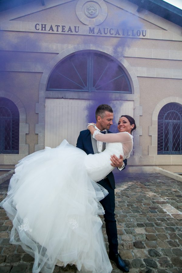 mariage chateau maucaillou violet champetre by modaliza-0270