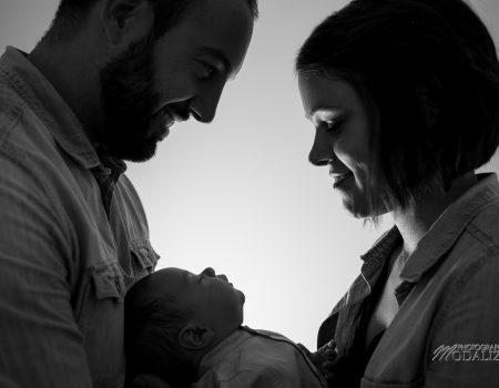 Photographe famille bordeaux – studio maternité et bébé