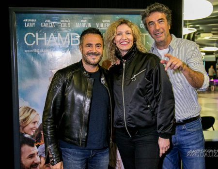 Cinema: Chamboultout avec Alexandra Lamy et Jose Garcia – critique et photo