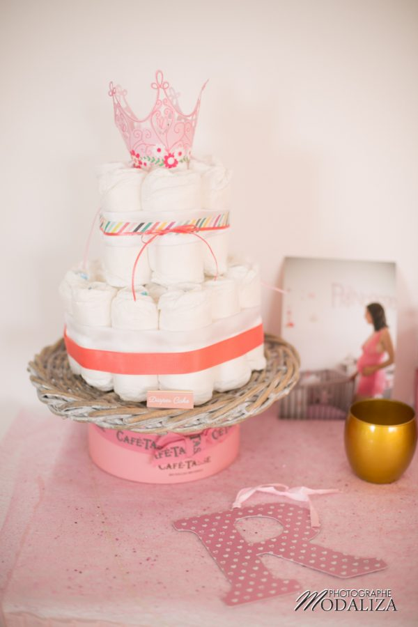 photo baby shower princess party pink rose enceinte grossesse bordeaux by modaliza photographe-9845