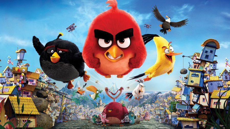 angry birds le film maman blog modaliza vacances en famille