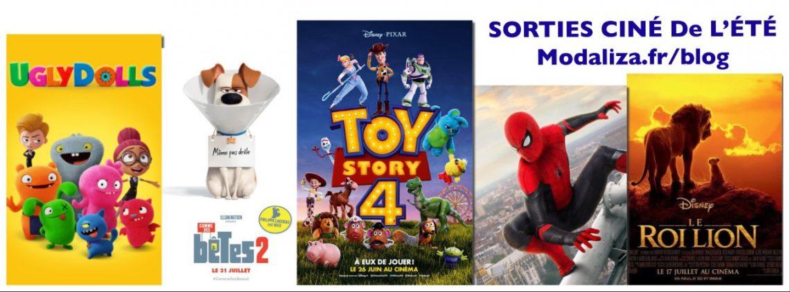 Toy stoy 4, le Roi lion, Ugly Dolls.. Sorties ciné des vacances d'été