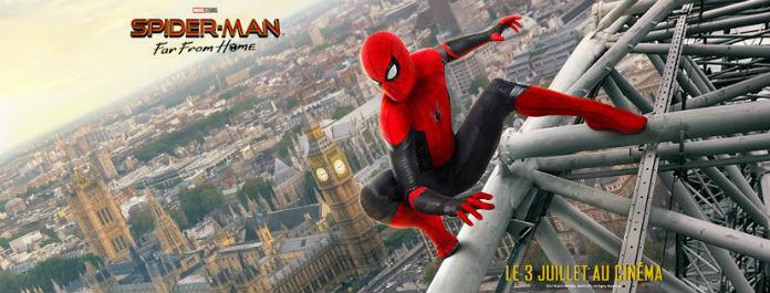 spiderman far from home avis maman blog modaliza vacances en famille