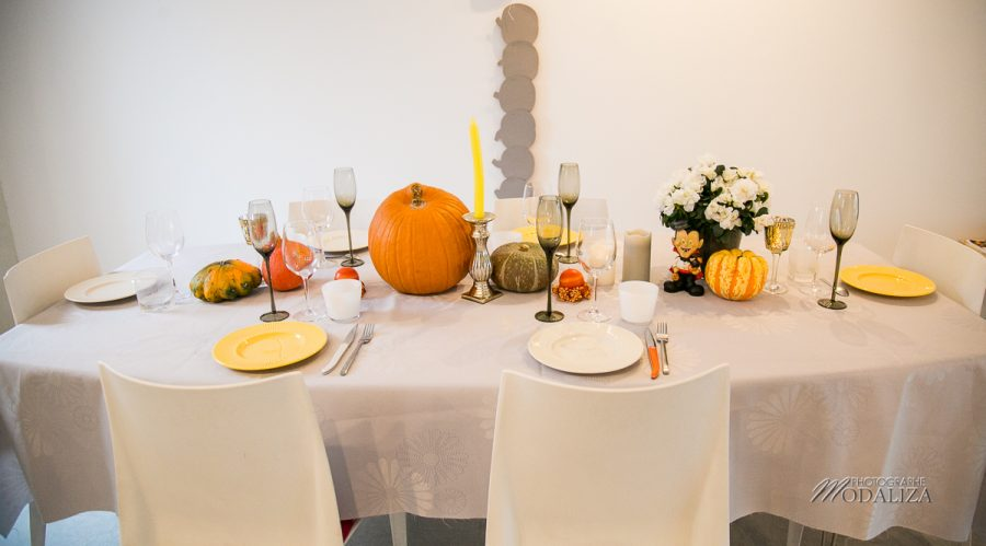 Halloween chic deco table decoration orange family blog by modaliza photographe-8147