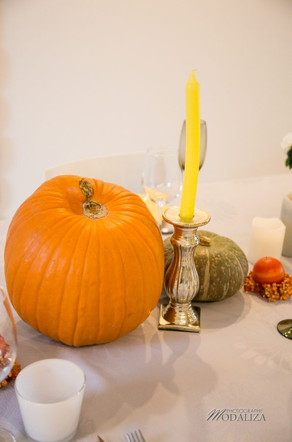 Halloween deco table decoration chic orange family blog by modaliza photographe-8152