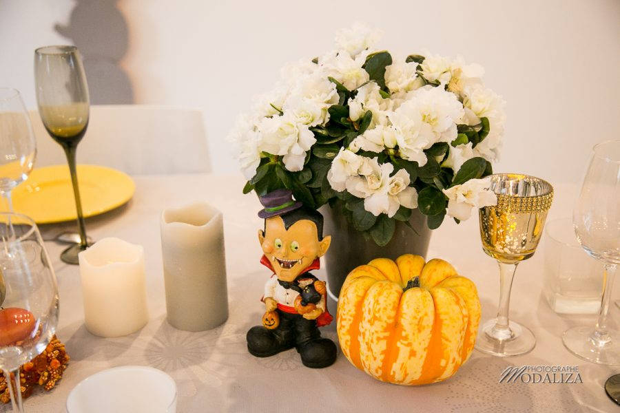 Halloween deco table decoration chic orange family blog by modaliza photographe-8157