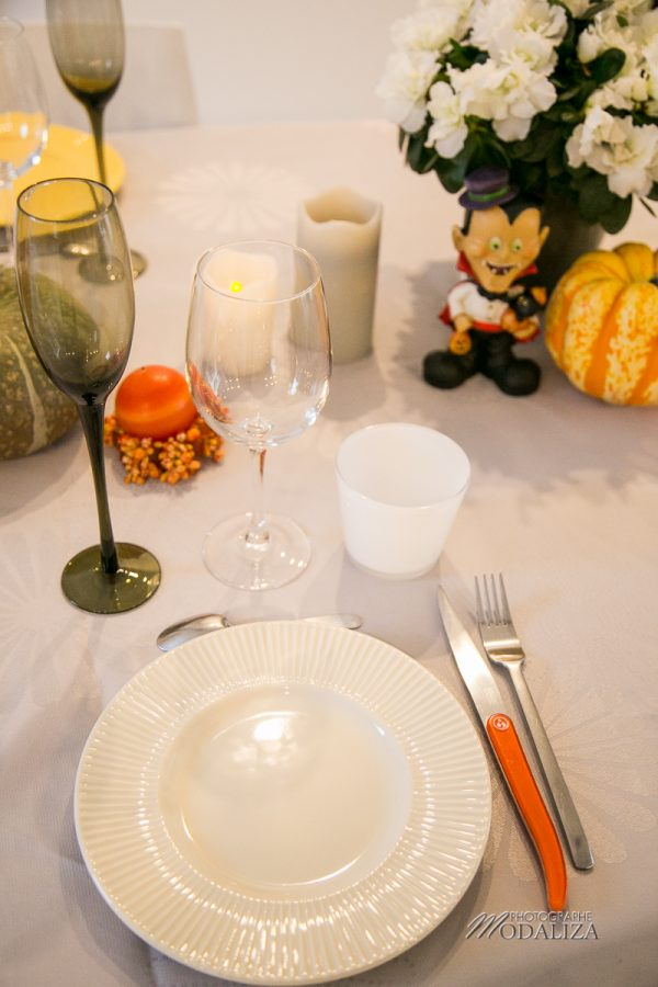 Halloween deco table decoration chic orange family blog by modaliza photographe-8160