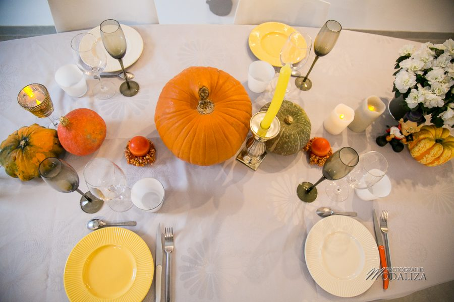Halloween deco table decoration chic orange family blog by modaliza photographe-8166
