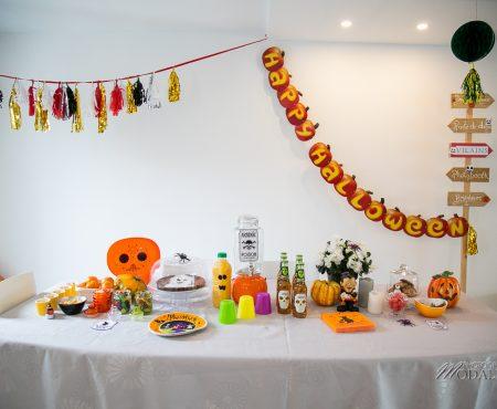 Halloween gouter délicieusement effrayant