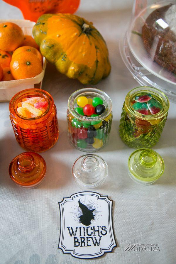 Halloween party deco decoration candy bar kids activity jeux enfants family blog by modaliza photographe-8179