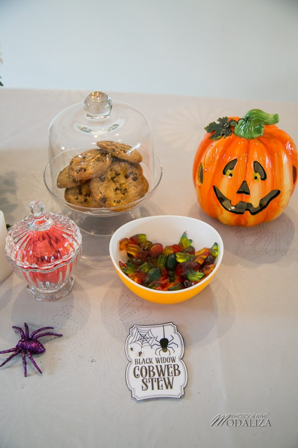 Halloween party deco decoration candy bar kids activity jeux enfants family blog by modaliza photographe-8192