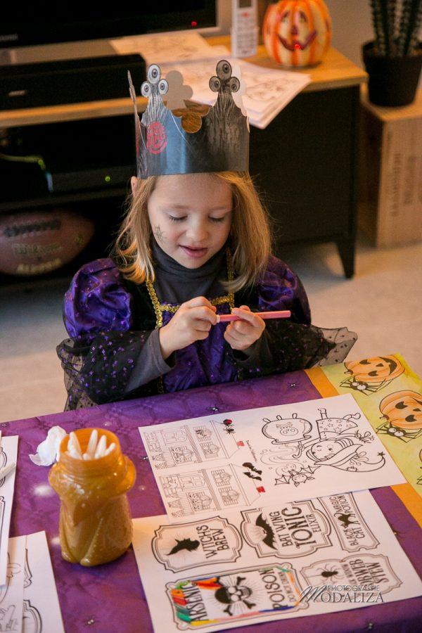 Halloween party deco decoration candy bar kids activity jeux enfants family blog by modaliza photographe-8281