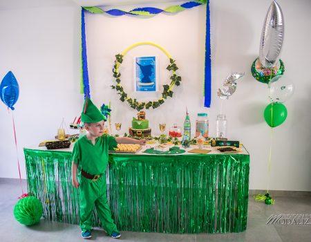 Anniversaire Peter Pan au pays imaginaire