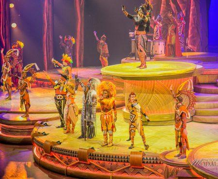 La saison du Roi Lion Disneyland Paris