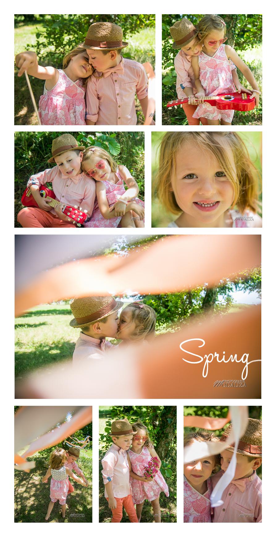 amour 4 saisons photo couple printemps spring kids enfants by modaliza photographe