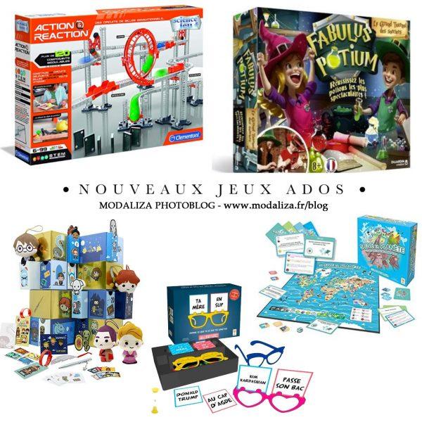 noel nouveaux jouets jeux ados idee cadeau maman blog modaliza photo