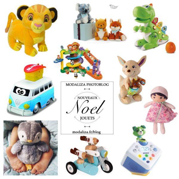 nouveaux jouets bebe idee cadeau noel anniversaire puericulture maman blogueuse modaliza