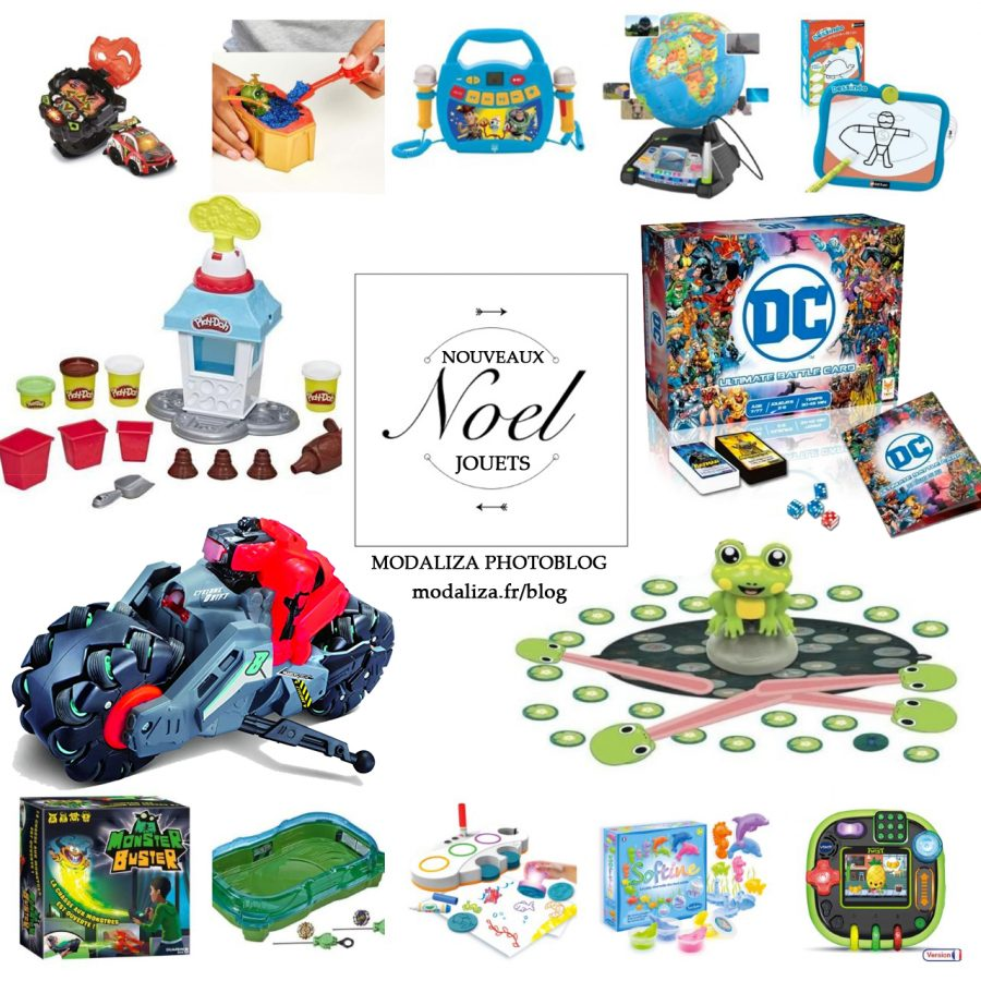 noel nouveaux jouets enfants garcons idee cadeau anniversaire maman blog modaliza