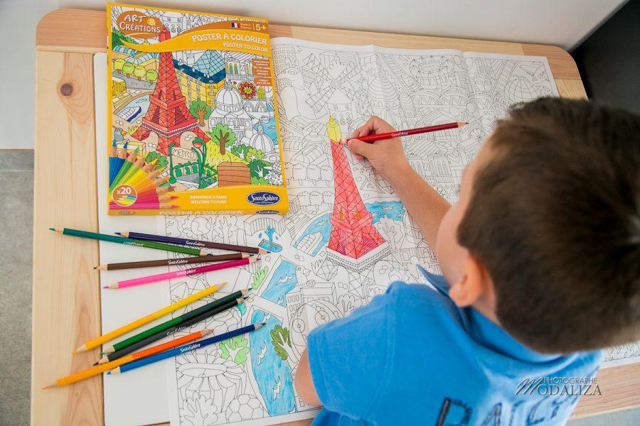 poster a colorier sentosphere avis test cadeau enfant maman blog by modaliza photo-4