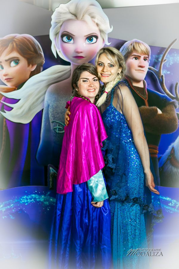 la reine des neiges disney film cosplay elsa et anna frozen by modaliza photo