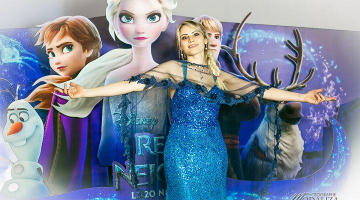 La Reine des Neiges 2 – Princesses Elsa & Anna