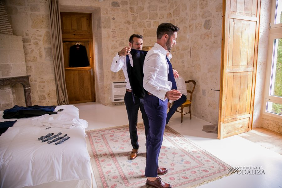 reportage photo mariage domaine de la dame blanche grignols robe pronovias ceremonie laique by modaliza photographe-1006