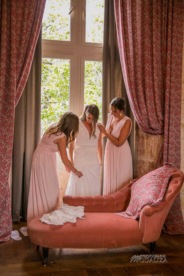 reportage photo mariage domaine de la dame blanche grignols robe pronovias ceremonie laique by modaliza photographe-1328