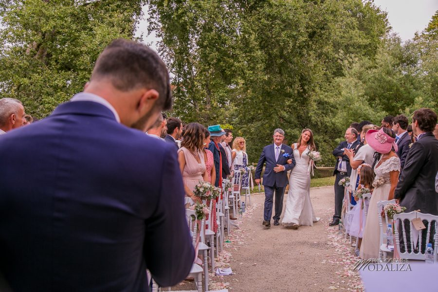 reportage photo mariage domaine de la dame blanche grignols robe pronovias ceremonie laique by modaliza photographe-1779