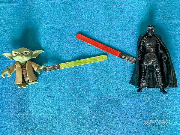 Activité star wars diy sabre lazer occuper les enfants by modaliza photo blog-2