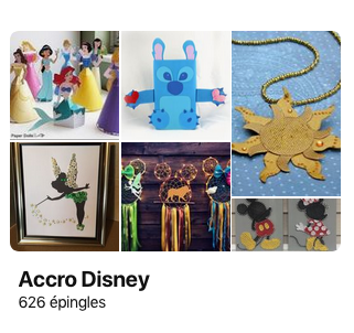 Disney DIY activites enfants confinement coronavirus