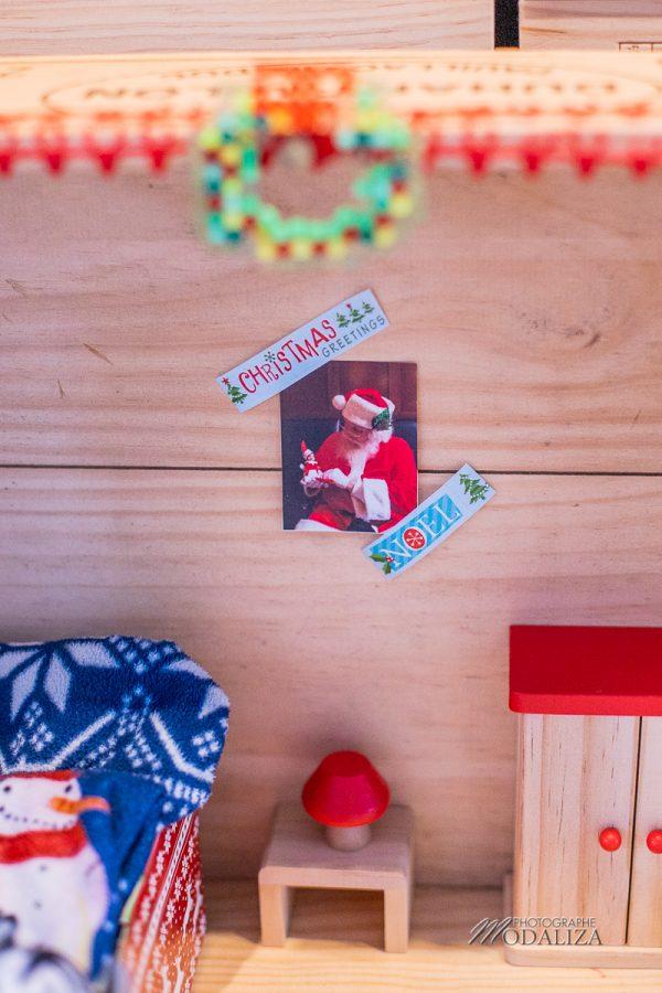 photo maison lit lutin de noel farceur elf on shelf porte magique pere noel by modaliza photographe-102