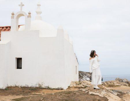 Mariage d'hiver sur l'île de Baleal – Portugal