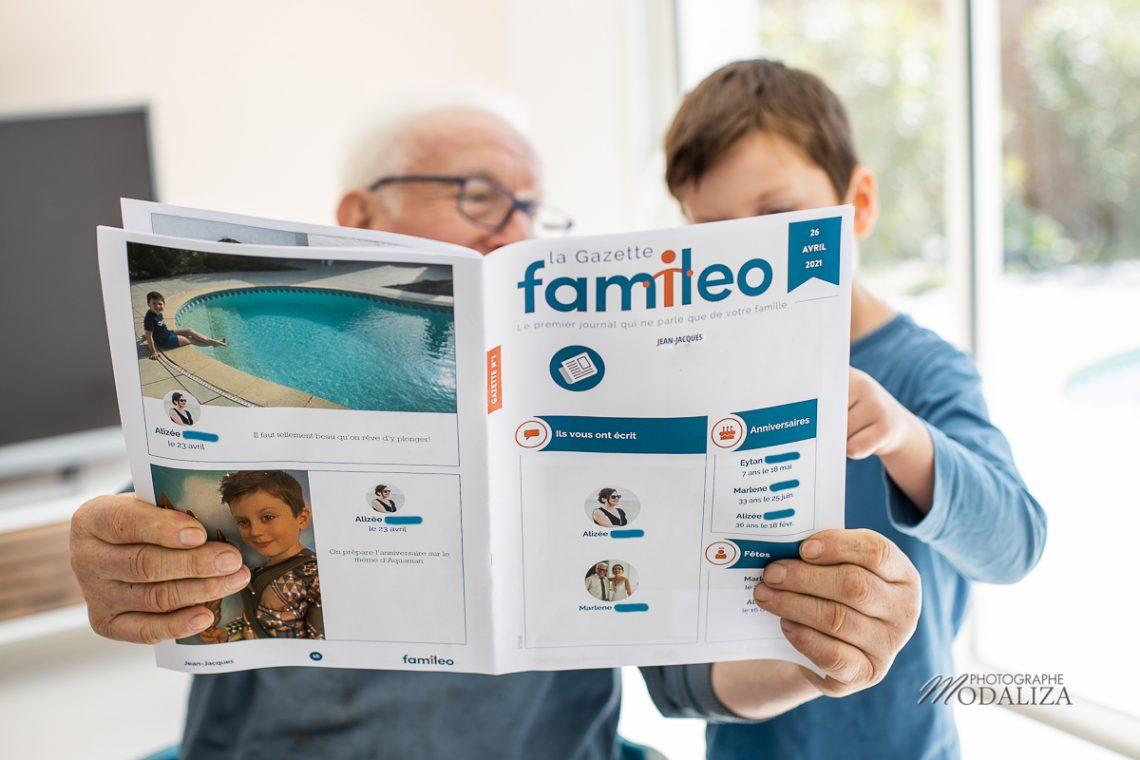 La gazette Famileo – test