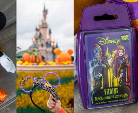 Ambiance Halloween Disney – DIY et Jeu des Vilains